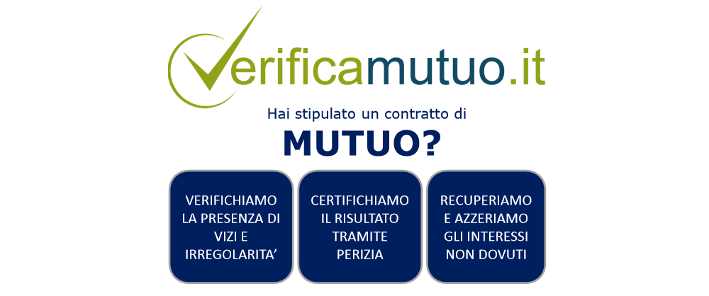 Verifica Mutuo